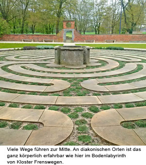 Labyrinth-in-Kloster-Frenswegen